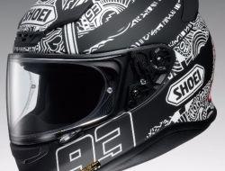 Shoei Z-7 Marquez Digi Ant TC-5