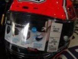 Shoei X-Spirit III Marquez 4 Motorcycle Helmet Size S