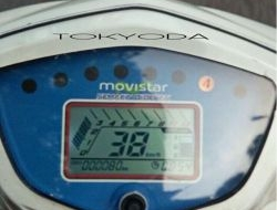 Movistar DIGITAL SPEEDOMETER YAMAHA LC135 V1