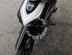 2011 2h honda wave 110r (starter) (whatsapp-apply)