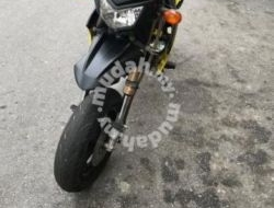 2008 2h kawasaki ksr pro z125 tnt135 (whatsapp-apply)