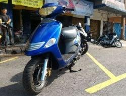 Suzuki VR 125 VIP NUMBER