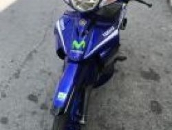 2014 2h yamaha y125zr set movistar