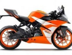 2017 KTM RC250 ABS 18 Free Gift Items