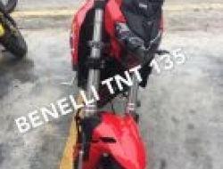 2017 The new benelli tnt135