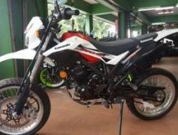 2016 Kawasaki dtracker