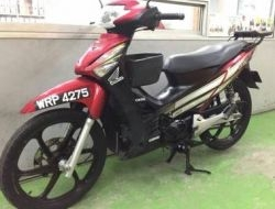 2008 Wave 125S -08