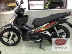 2013 Honda future 125 2nd hand