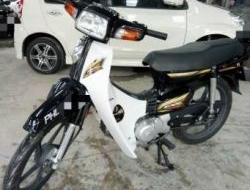2008 Honda ex5 dream