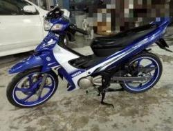 2008 Yamaha 125zr
