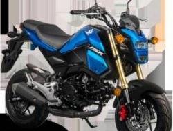2017 Honda msx125 - deposit serendah