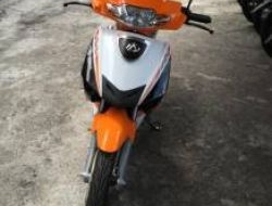 2017 New orange modenas dinamik 120