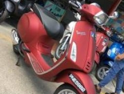 2017 Vespa Sprint i-get 2017 2 months old only