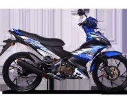 2017 Modenas ct115s - 115cc