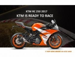 2017 2017 KTM RC250 RC 250 new model - Hup Seng Bikerz