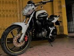 2013 Demak dzm200 (clear stock)