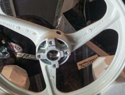 ENKEI Sport Rims 3 Spokes  Yamaha 125Z/125ZR/LC135/ for sale