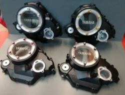 Yamaha y15zr clutch cover transparent
