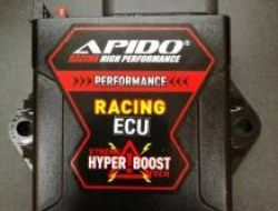 Yamaha y15zr apido racing 8 stage ecu