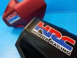 Honda Rs150 Rs-150 muffler end cap cover