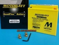 Motobatt mbyz16h quadflex battery