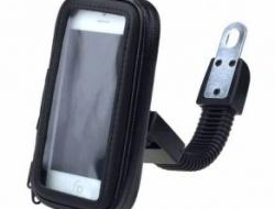 Flexible Motorcycle Phone Holder