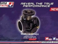 Uma Racing Throttle Body 32m-34m y15zr/ fz new