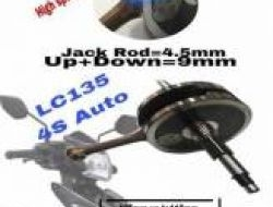 Rextor.R SupeR Crank Shaft Jack Up 4.5mm Lc135 4S
