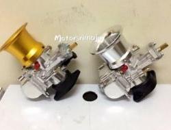 Carburetor air funnel racing