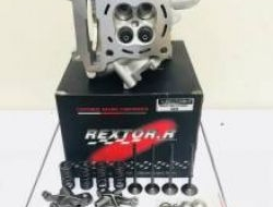 Rextor.R racing Super head 23/25mm lc135 y15 fz