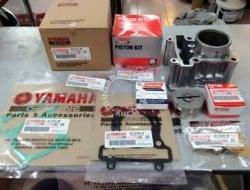 Block fz150i ori Yamaha Indonesia