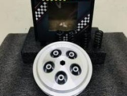Rextor.R racing Hyper clutch set y15zr