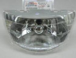 Head lamp assy rxz new ori hong leong yamaha