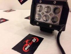 Megatron Square 6 LED Spotlight