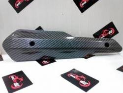 Y15ZR Muffler Cover (Carbon)