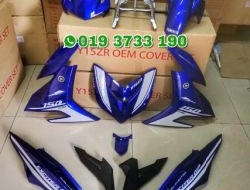 COVERSET Y15ZR EXCITER GP 2017