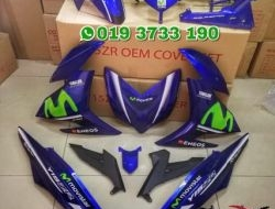 COVERSET Y15ZR MOVISTAR 2017 GP EDITION