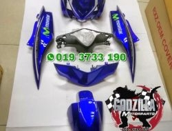 COVERSET YAMAHA EGO S MOVISTAR