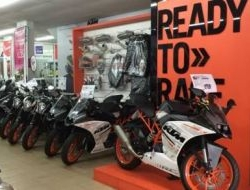 2017 Ktm rc390 abs (end year promotion)