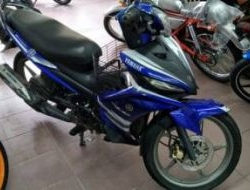 2011 Yamaha LC 135 USED Good condition
