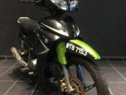 2009 Secondhand Yamaha 125ZR- Low Downpayment