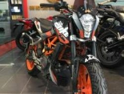 2015 Secondhand KTM Duke 250 ABS- Special