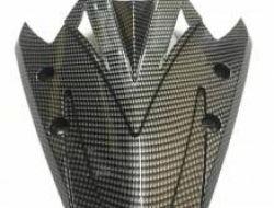 Yamaha NVX/ AEROX Head Visor (Carbon)