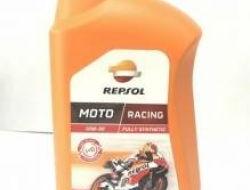 Repsol Moto Racing 10W50 fully synthetic honda RS