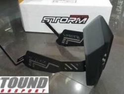 STORM Splash Guard for Yamaha R25 Twin Arm