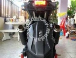 STORM Splash Guard for Kawasaki Z1000