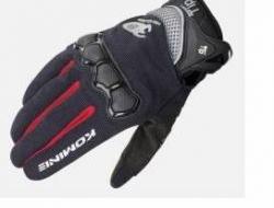BrandNew Komine GK 162 Air Mesh Protect Glove Size L