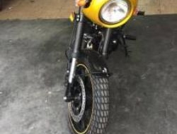 2017 The new gp250 classic bike cafer racer