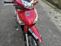 2012 Honda AFS125MCR (2012)- WXV 8569(on the road)