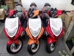 2004 2004 Mz Moskito 125 Scooter